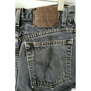 Levi's Shorts - Levis High Waisted Shorts